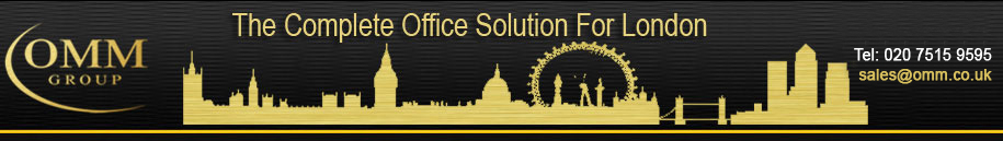 OMM office equipment maintenance and repair service in London - fax machines repairs London printers repair London  