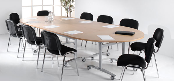 New Conference Table Item 20 Laminate Round Conference Table Available In