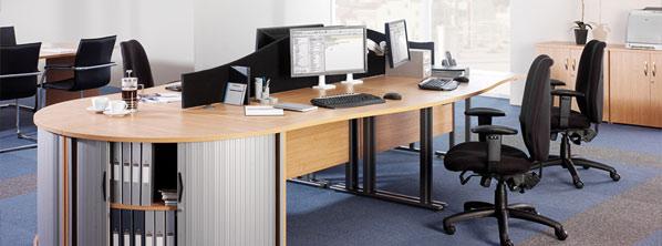 Maestro 25 GL Commercial Desking