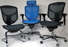 Mesh Chairs For The Office Mesh Seating
