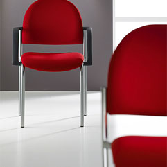 Training Room chairs and Conference Seating for sale and hire from